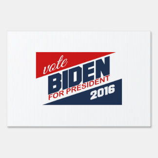 BIDEN 2016 SUPPORTER - png Signs