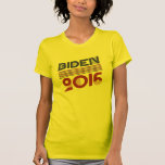 BIDEN 2016 VINTAGE STYLE -.png Tshirts