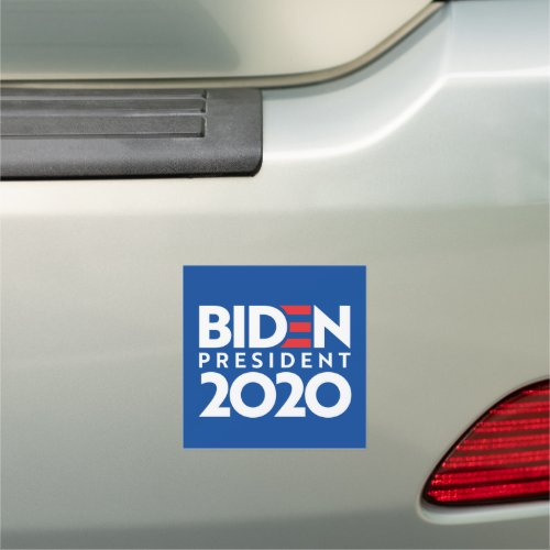 BIDEN FOR PRESIDENT 2020 CAR MAGNET