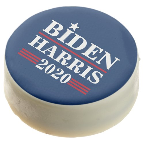 Biden Harris 2020 Blue Election Night Party Chocolate Covered Oreo