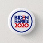 """Biden/Harris 2020 Button<br><div class=""""desc"""">Joe & Kamala</div>"""