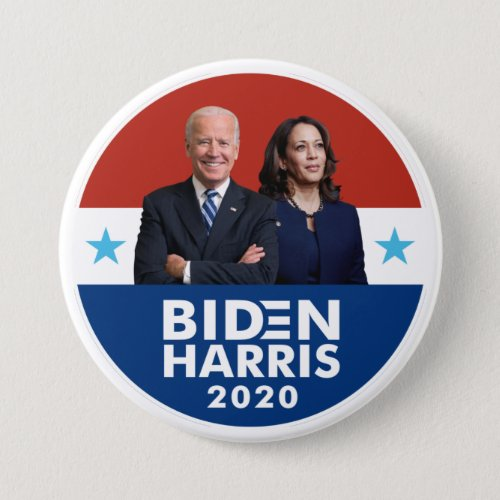Biden Harris 2020 button