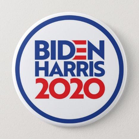 Biden/ Harris 2020 Button