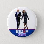 """Biden/Harris 2020 Button<br><div class=""""desc"""">Joe and Kamala</div>"""