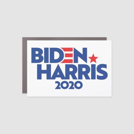 BIDEN HARRIS 2020 CAR MAGNET
