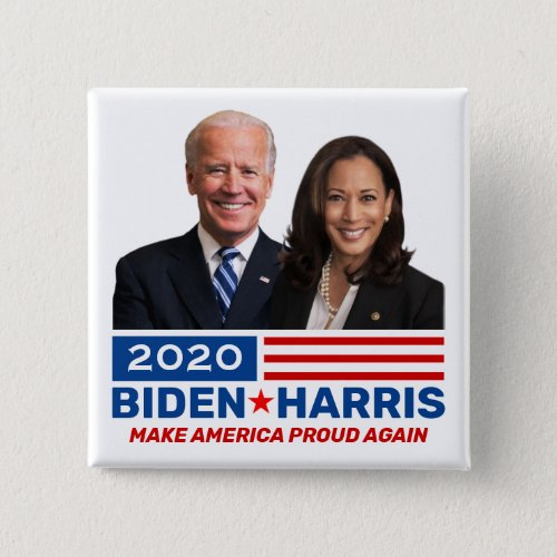 Biden Harris 2020 Collectible Campaign Buttons
