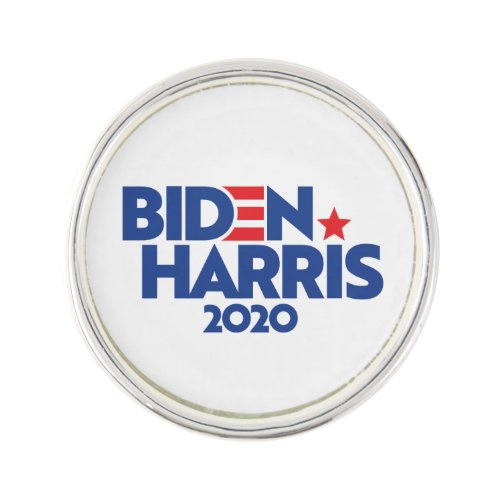 BIDEN HARRIS 2020 LAPEL PIN