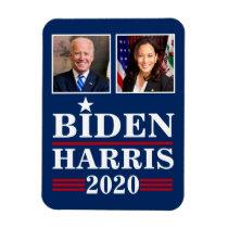 Biden Harris 2020 Photos Blue Magnet