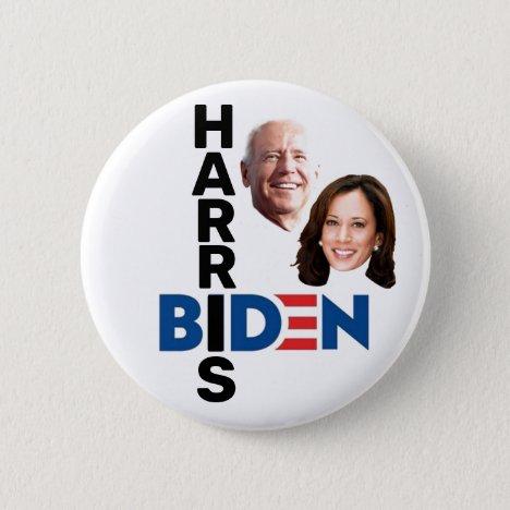 Biden/Harris Button