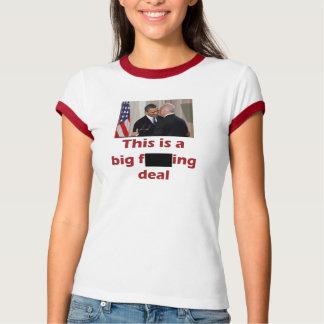 Biden Health Care Quote T-Shirt