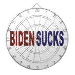 Biden Sucks Dartboard