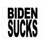 Biden Sucks Postcard