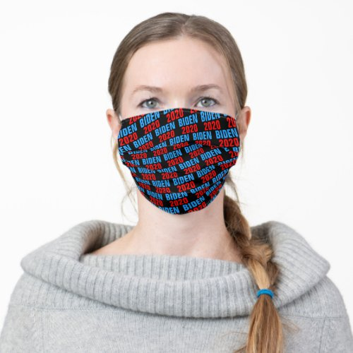 Biden Zlection Cloth Face Mask