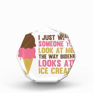 Bidens Ice Cream Award