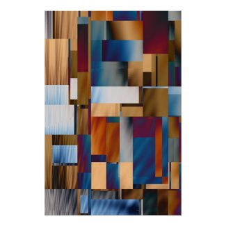 Bidimensional universe. print