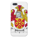 Bidwell Family Crest Case For iPhone 5