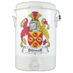 Bidwell Family Crest Igloo Beverage Cooler