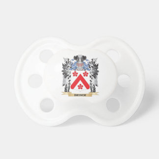 Bieber Coat of Arms - Family Crest BooginHead Pacifier