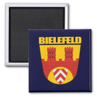 Bielefeld 2 Inch Square Magnet