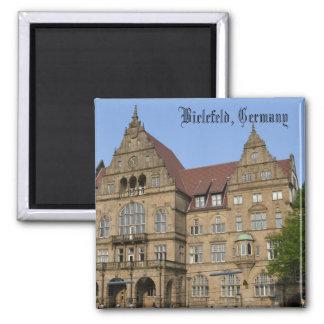 Bielefeld, Alemania Imán Cuadrado