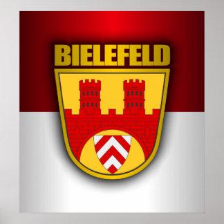 Bielefeld Póster