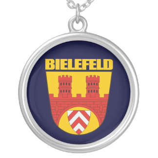 Bielefeld Silver Plated Necklace