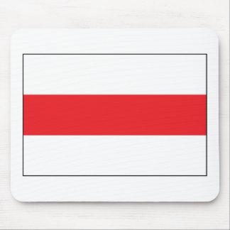 Bielorrusia Flag (1991) Mousepad