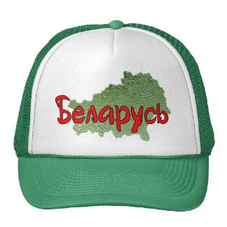 Bielorrusia Gorros Bordados