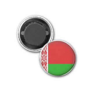Bielorrusia redondo imán