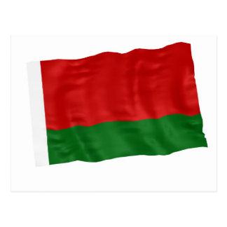 bielorussia postcard