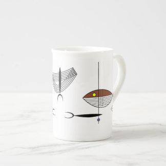 BIEN de la taza de la porcelana de hueso del MAR Taza De Porcelana