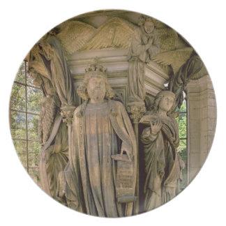 Bien de Moses: David y otros profetas, 1395- Plato De Comida