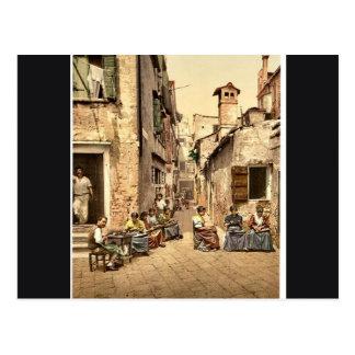 Bien del samaritano (Shechem), Napulus, santo Tarjetas Postales