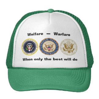 Bienestar-Guerra: Cuando solamente el mejor hará Gorros Bordados