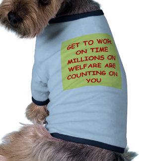 bienestar camisas de perritos