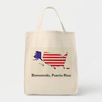 Bienvenido, Puerto Rico Bolsas