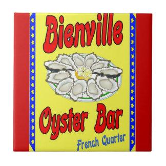 Bienville Oyster Bar Tile