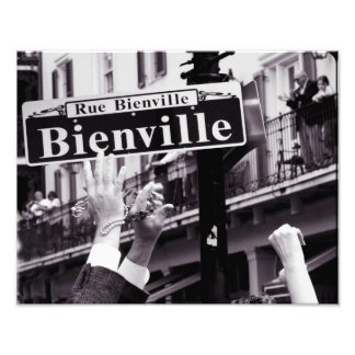 ¡Bienville! Cojinete