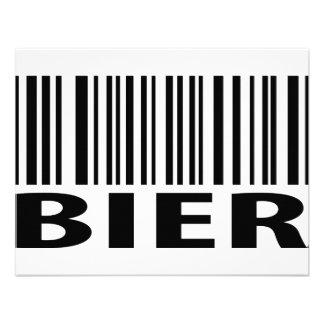 Bier code icon invite