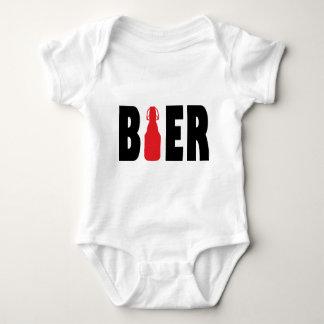 Bier icon tee shirt