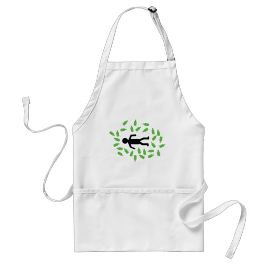 Bier Legende Adult Apron