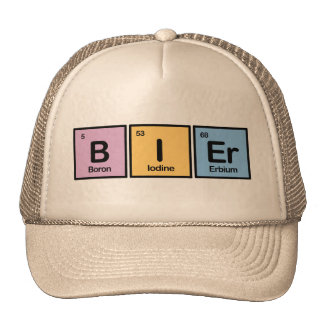 Bier made of Elements Trucker Hat