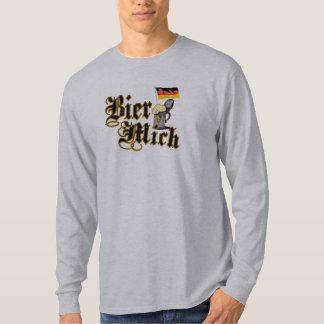 Bier Mich 2side Shirt