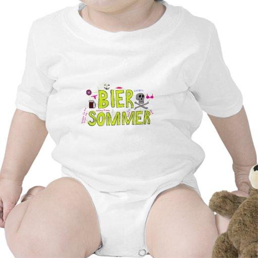 Bier Sommer T Shirt