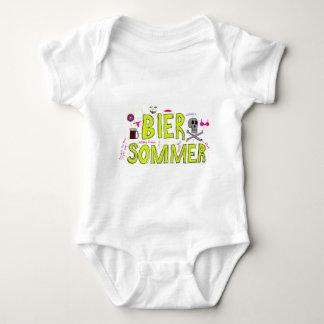 Bier Sommer Tee Shirt