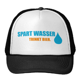 Bier Trucker Hat