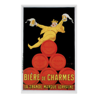 Biere de Charmes Poster-prices start at 11.20 Poster