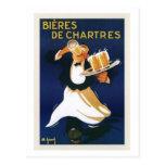 Bieres de Chartres Tarjeta Postal