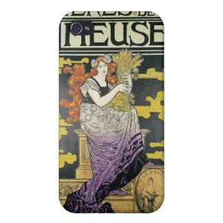 Bieres De La Meuse, Marc Auguste Bastard Covers For iPhone 4