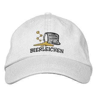 """Bierleichen """"Drunk Corpse"""" Embroidered Cap"""
